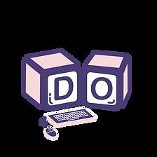 Icon Babyblocks computer, What we do, brandsitters