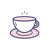 plenty of caffeine icon, team culture, brandsitters, marketing