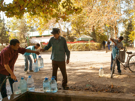 The Water Calculus in Central Asia