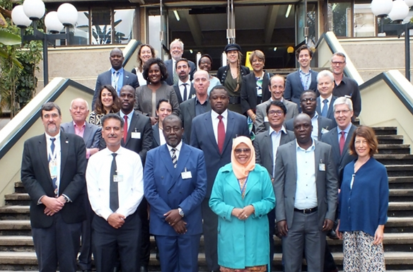 Global WOPs Alliance holds 10th Steering Committee meeting at UN-Habitat headquarters
