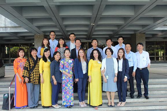 Vietnamese Water Companies visit Manila, January 2020