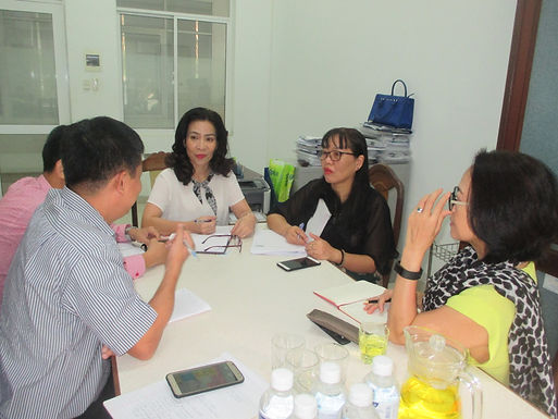 WATERLINKS IN VIET NAM!! WOP for the Da Nang Water Supply and Sewerage Company