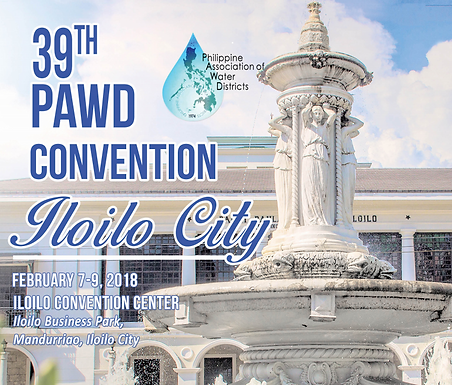 WaterLinks Participation: 39th PAWD National Convention