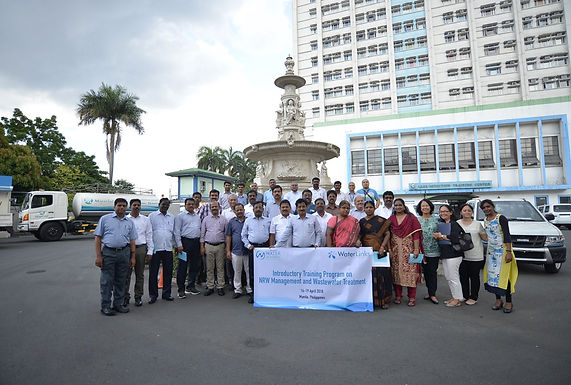 30 Water Engineers from India Participate in WaterLinks' Introductory Training on NRW and Wastewater Management