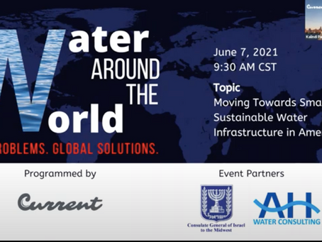 The Path Smart Water Infrastructure in US Cities - A Webinar