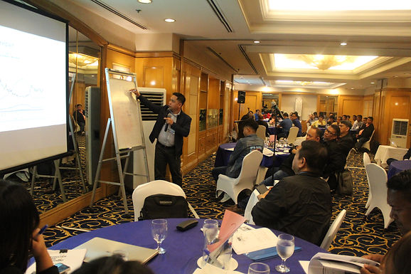 Two-day Training Program on NRW Management, Manila  9-10 March 2020