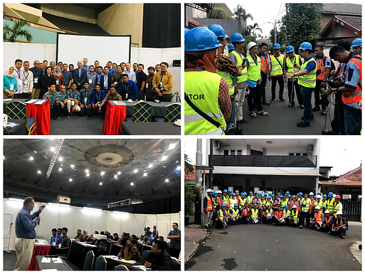 NEW!! WaterLinks and Xylem conclude 3-day NRW Management Program in Jakarta