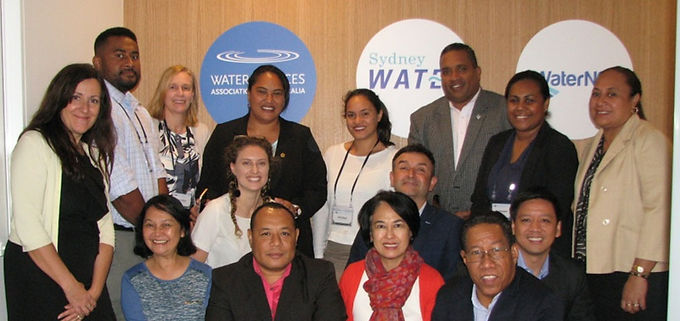 COMPLETION OF THE PROGRAMMATIC CLIMATE CHANGE ADAPTATION (CCA) TRAINING