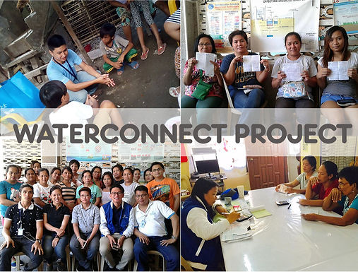 First batch of households getting their loans for water connection