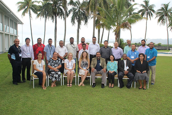 Climate Change Adaptation for Pacific Island Utilities - Phase II training