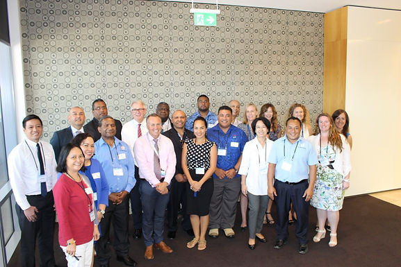 CLIMATE CHANGE ADAPTATION (CCA) TRAINING FOR PACIFIC UTILITIES