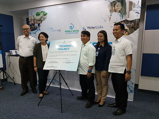 WaterLinks, Laguna Water, and Water.org partner to deliver on WaterConnect