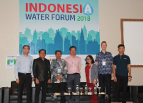 WaterLinks Participation: Indonesian Water Forum 2018