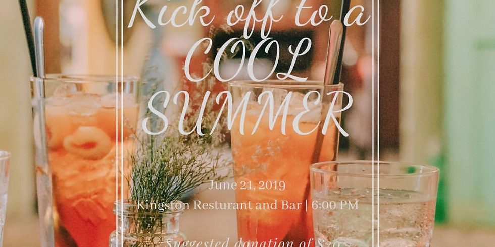 Cool Kids Presents: Kick off to a Cool Summer