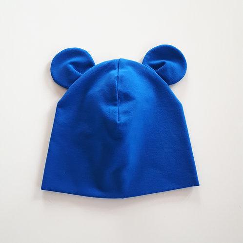 Dviguba kepurė MOUSE blue