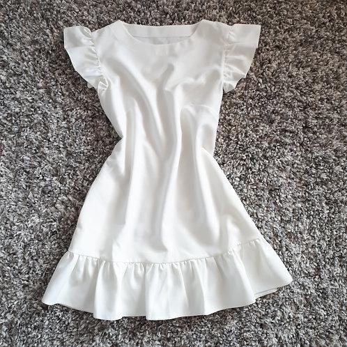 Moteriška suknelė BARBIE ivory