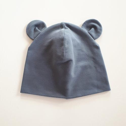 Dviguba kepurė MOUSE graphite