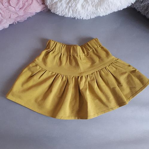 Sijonas SUN mustard