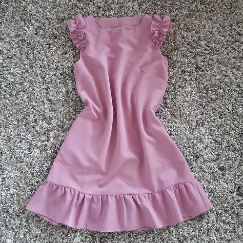 Moteriška suknelė DAISY dusty lilac