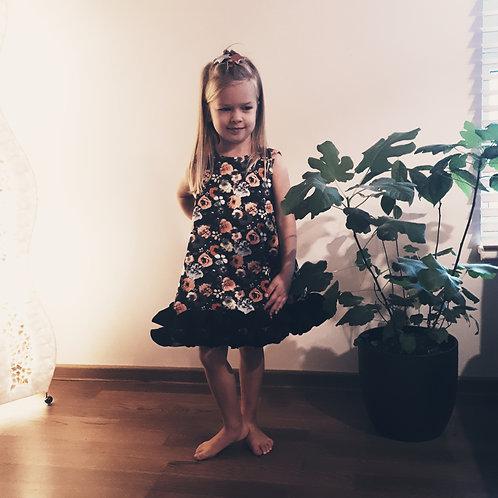 Neopreno suknelė CHERRY BLOSSOM flowers