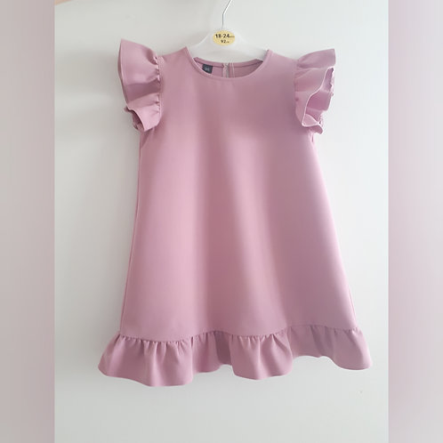 Suknelė BARBIE dusty lilac