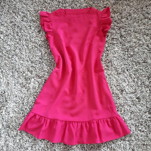 Moteriška suknelė DAISY fuchsia
