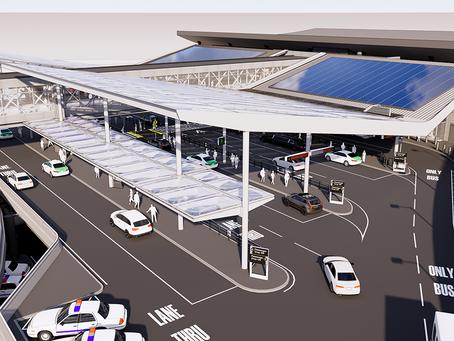 Changes to Terminal C Pickup at Logan Airport