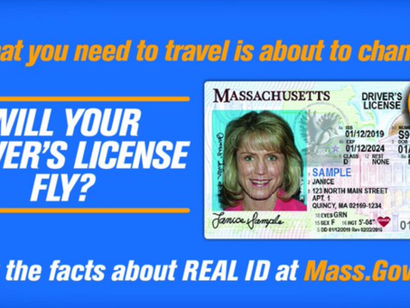 WILL YOUR DRIVER'S LICENSE FLY?