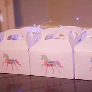 Custom gift box Starting at $5 each
