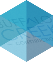 Buffalo Creek Construction Business Cards