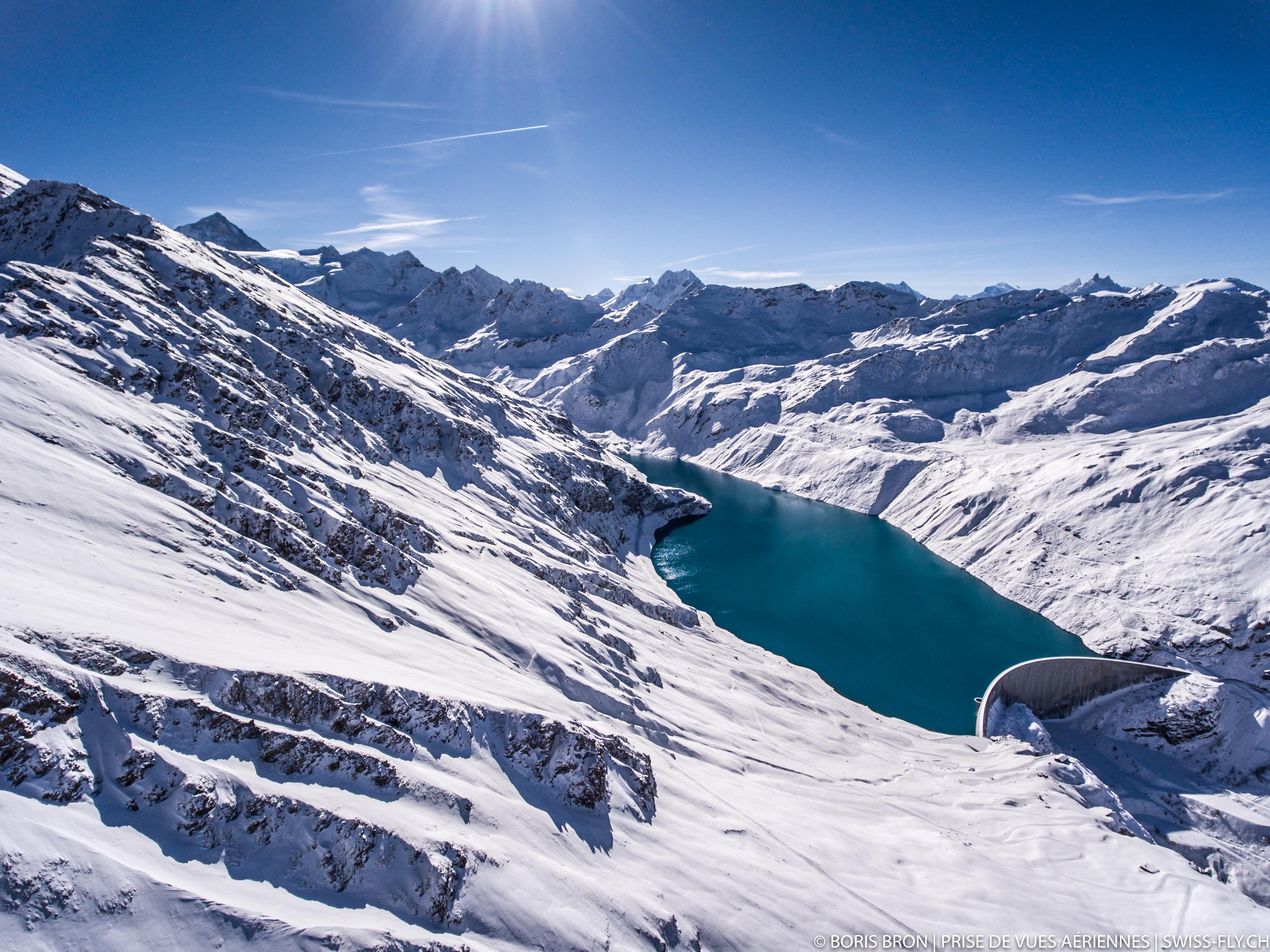 Lac de Moiry - Val d'Anniviers