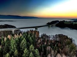 Le pont sur la Menthue.