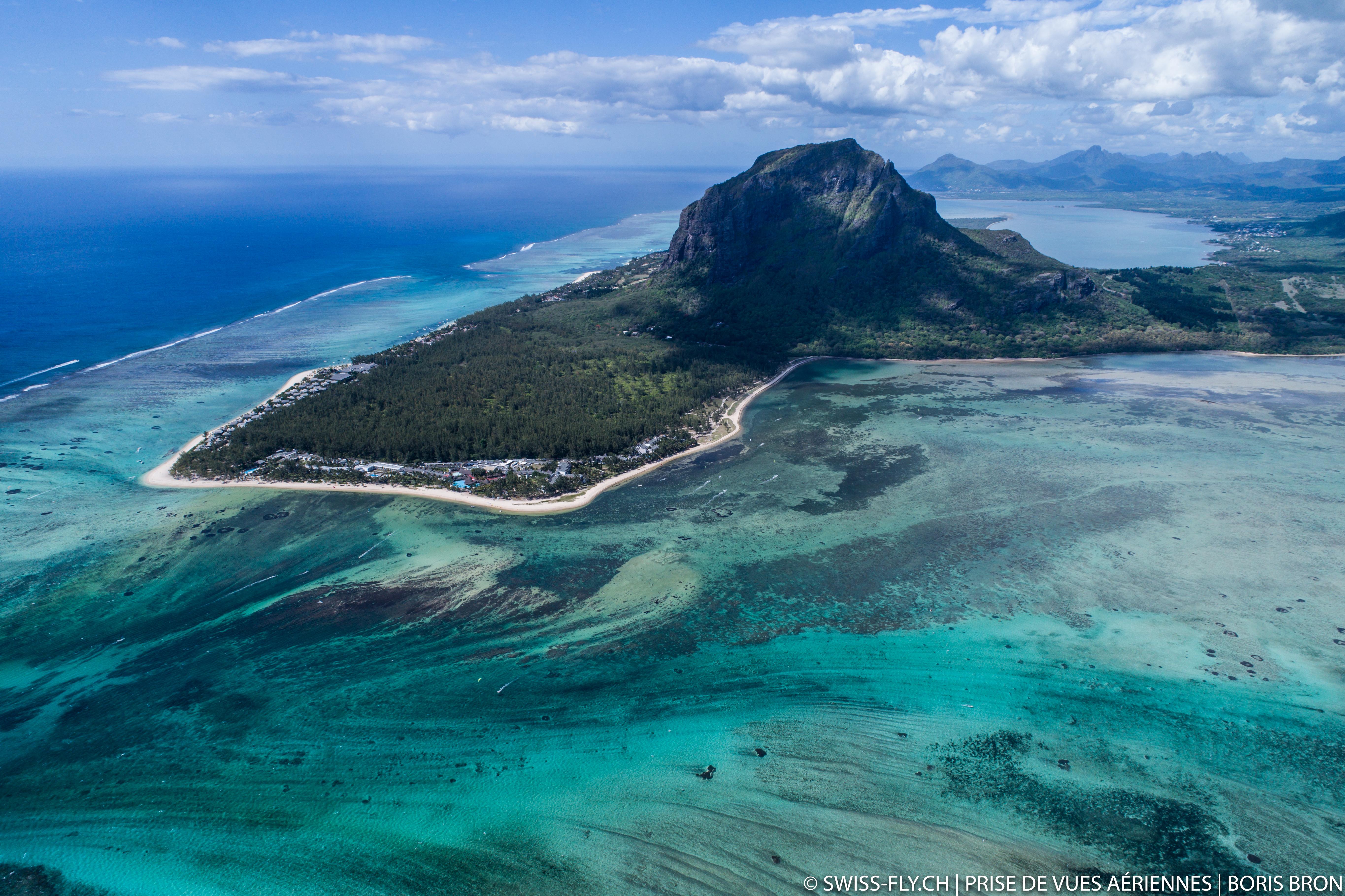 Île Maurice - Le Morne