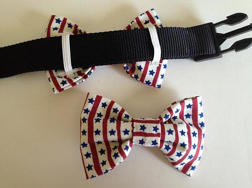 Stars & Stripes Bow Tie