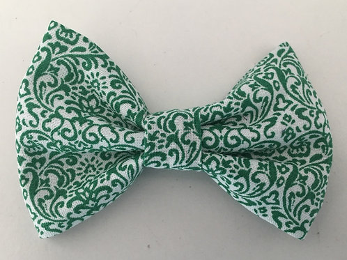 Spring Green Bow Tie