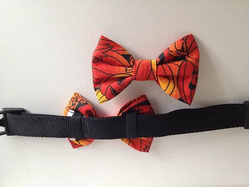 Halloween Bow Tie