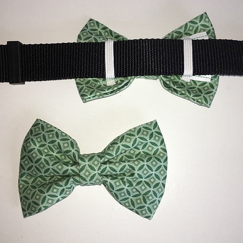 Grass Green Bow Tie