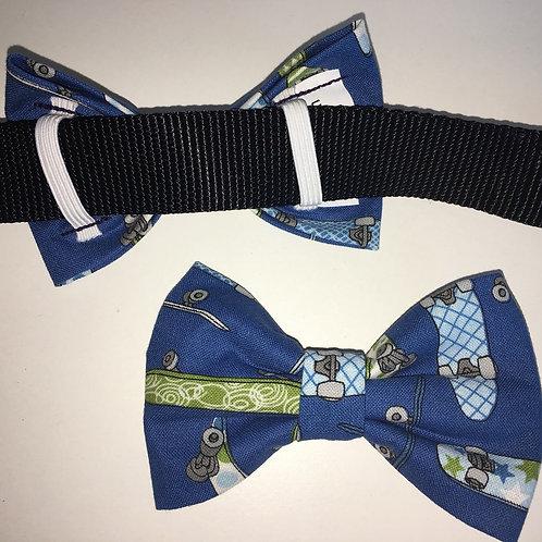 Skateboard Bow Tie