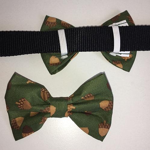 Acorn Bow Tie