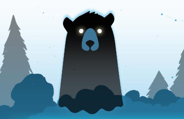 Ghostly Bear