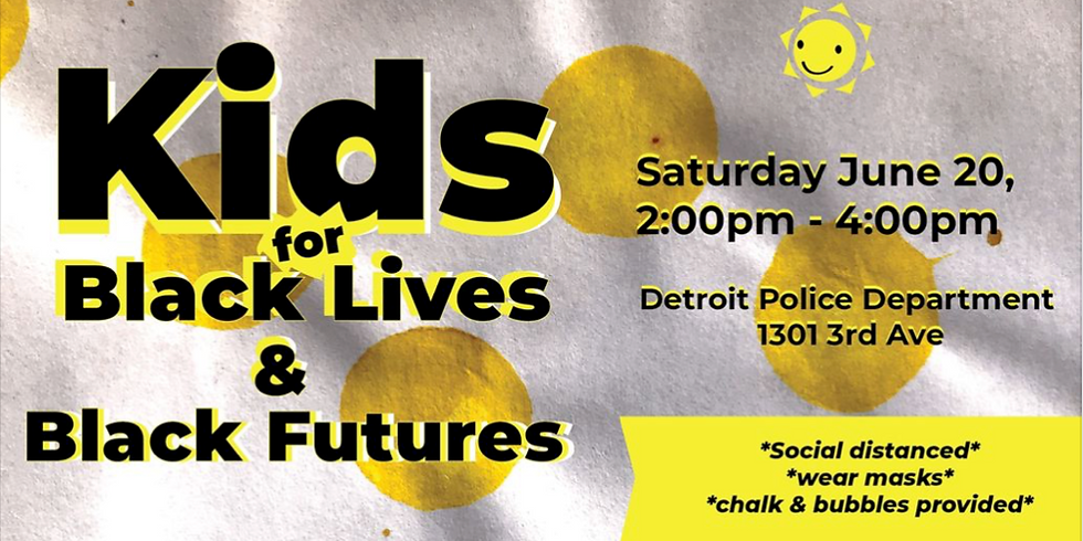 Kids for Black Lives and Black Futures