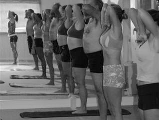Hot Yoga Cools Anxiety, Relieves Depression