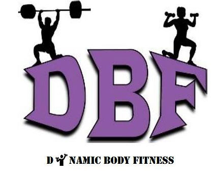 Dynamic Body Fitness Logo