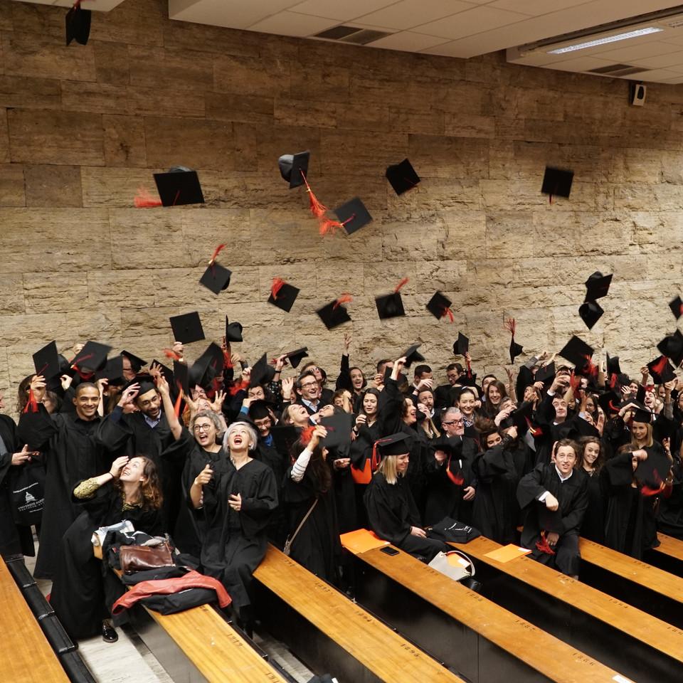Remise diplômes décembre 2019 Ciffop