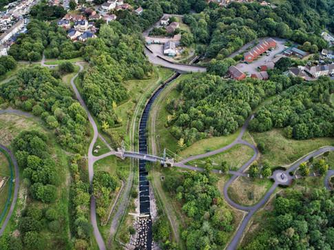 Taff Bargoed Park regeneration