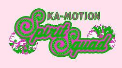 Ka-Motion Spirit Squad