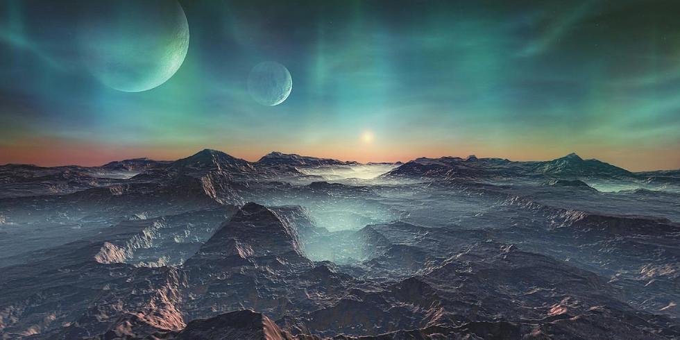 miraidou at Galactic Wisdom Conference 2020