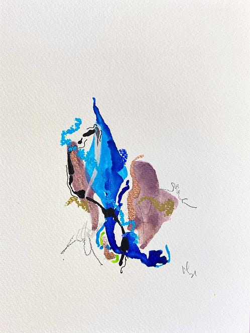 37 Watercolour Mini