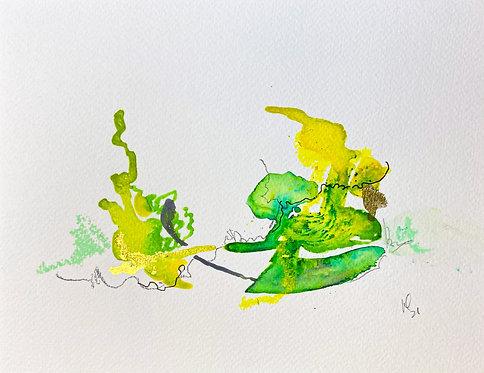 38 Watercolour Mini