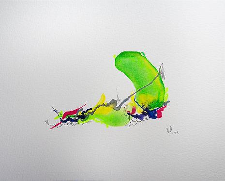 19 Watercolour Mini